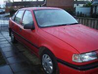 Vauxhall Cavalier Concept. M reg