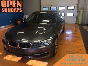 2014 BMW 320I SPORT! NAVIGATION! POWER SUNROOF!