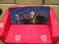 Frozen Toddler Child's Sofa Bed