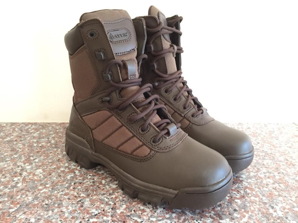 8f5e6e7fbe0 Army Bates Patrol Boots *BRAND NEW* | in Oadby, Leicestershire | Gumtree