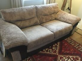 saxson sofa from dfs
