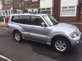 Mitsubishi Shogun Warrior 2004 3.2 DID LWB