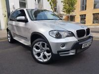 bmw x5 3.0d se auto 1 owner from new SAT NAV full bmw service history just serviced