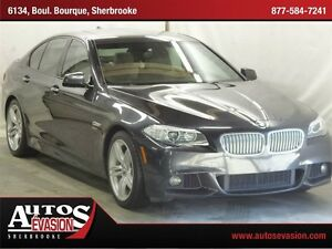 2011 BMW 550 xDrive + M PACKAGE + V8 BI-TURBO