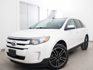 2013 Ford Edge SEL AWD *TOIT PANO* NAVIGATION *A VOIR!