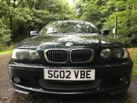 BMW E46 330 CI 2002 Auto MOT April 2019 , LPG £1250