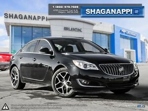2017 Buick Regal Sport Touring turbo