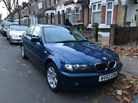 BMW 325i MANUAL 52,REG