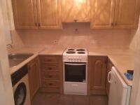Two bedroom flat for rent heating included