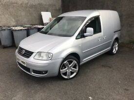 Volkswagan Caddy 1.9Tdi Year 2005