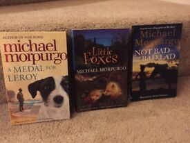 Michael Morpurgo Books in Excellent Condition
