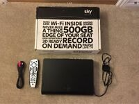 Sky wifi hd box#07574470557#