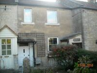Character two double bedroom period cottage to let