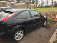 Ford Focus 1.6 Ti Petrol 3dr Mot Till May