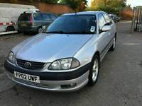 TOYOTA AVENSIS 1.8 CDX 4DR SALOON FULL LEATHER INTERIOR