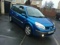 2006 renault grand scenic 1.6 dynamique 7 seater