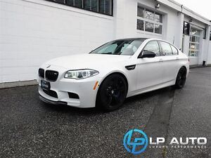2016 BMW M5 Local, No Accidents!!