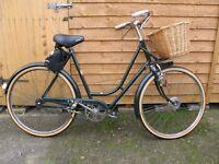 Ladies BSA Vintage bike