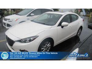 2015 Mazda Mazda3 GS | SUNROOF | BLUETOOTH | CRUISE CONTROL | PO