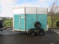 Ivor Williams 505 Horse Box