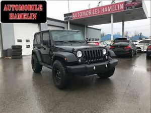2014 Jeep Wrangler Sport mags hd serie