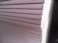 plaster board - fire resistant