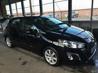 peugeot 308 active diesel low mileage