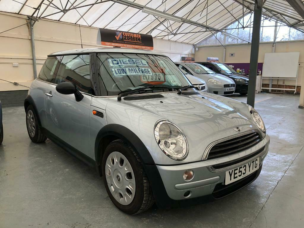 200353 Mini One 14 D Only 69k Miles In Carlton