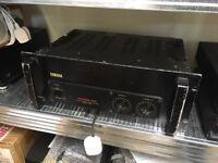 Yamaha P2201 vintage hiend power amp