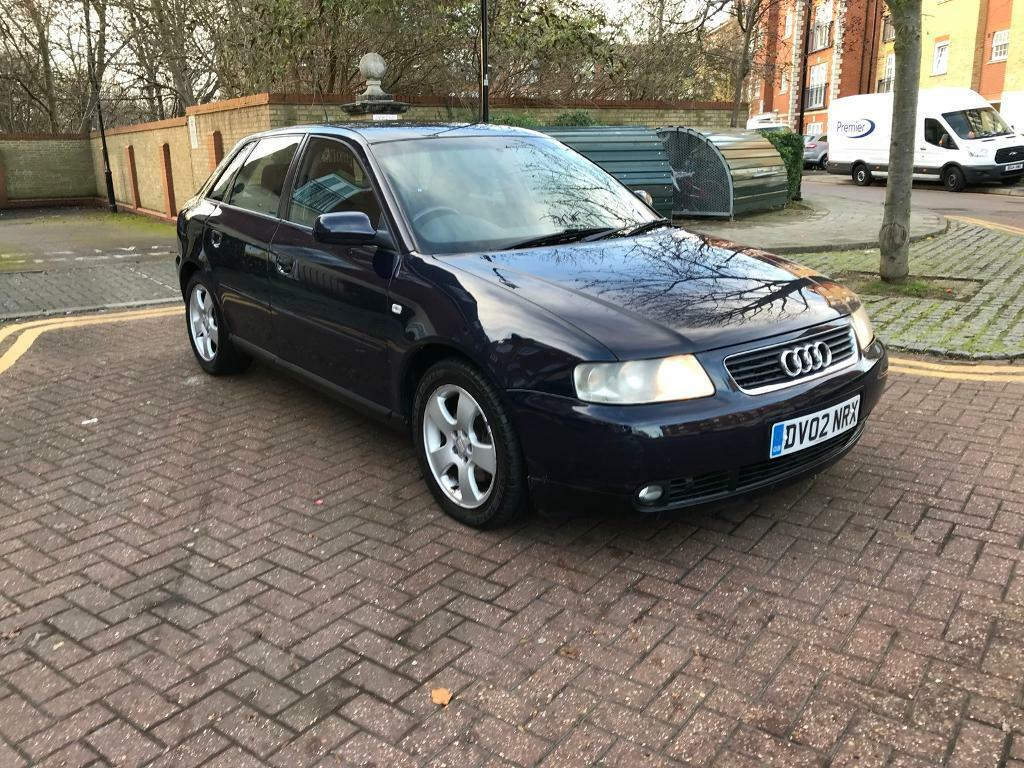 audi a3 8l 1 8t sport in newham london gumtree. Black Bedroom Furniture Sets. Home Design Ideas