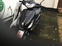 Peugeot v click moped 2013.. none starter moped