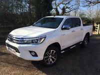 2016 (66) Toyota Hilux Invincible 2.4D-4D Double Cab - NO VAT NO VAT