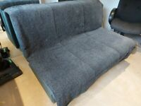 "Sofa Bed/Futon. Metal Action. Double (4'6"")"