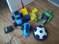 Boys toys bundle