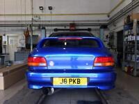 Subaru Impreza turbo 2000