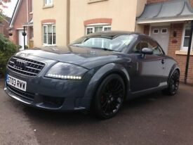 Audi TT 3.2 DSG, Excellent condition, low mileage