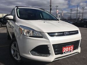 2013 Ford Escape SEL 4WD, Leather, Pan. Roof, NAVI, Power Tailga