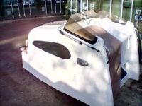 GRP Cuddy Console For Sale For RIB Rigid Hull Inflatable Boat