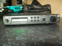Vintage Yamaha TG100 Tone Generator Midi Synth Mod