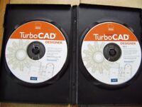 TurboCAD Designer Software