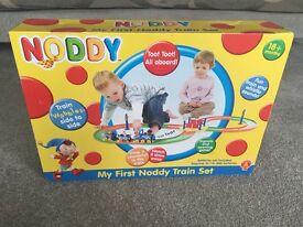 Brand new in box! Noddy-My 1st train set £8