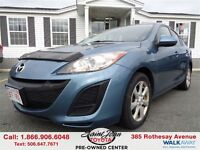 2011 Mazda MAZDA3 GX $109.98 BI WEEKLY!!!