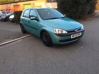 Vauxhall Corsa 1.2 Club 5 door