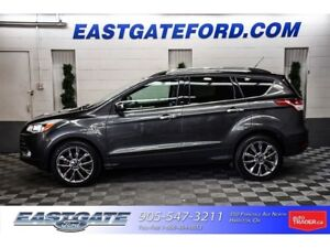 2015 Ford Escape SE with. Chrome and Nav and 4wd