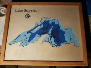 Custom Bathymetric Maps. thousands to choose from