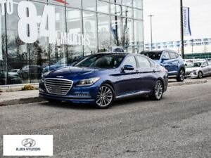 2016 Hyundai Genesis *3.8 Premium|Leather|Sunroof|Navi