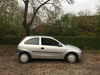 VAUXHALL CORSA 1.7 DI DIESEL 03 REG MOT JULY 2017 ROAD TAX £115 FOR 12 MONTHS 60+ MPG