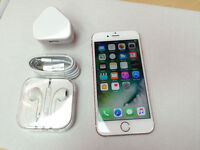 Apple iPhone 6s 128GB, Rose gold, Unlocked, NO OFFERS