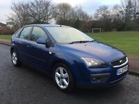 Ford Focus Zetec Climate 2007 -- Full Service History -- HPI Clear -- Immaculate Condition