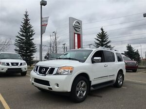 2011 Nissan Armada Platinum LEATHER NAVI
